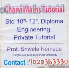 Online home tuitions for Maths Science Physics