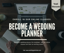 Wedding Management Certification in India