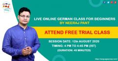 Free Trial Class For German Language Course - Language Scoop