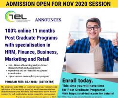 CTEL Announces 100 percent Online Post Graduate Programs