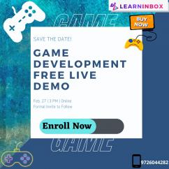 Android Game Development Course - LearnInbox