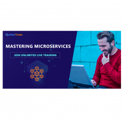 Join the best Microservices course - Dot Net Tricks