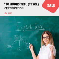 Online Courses - TEFL Course , Sign Language , Personal Trainer