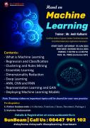 Machine Learning classes in Pune