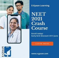 NEET 2021 Online Crash  Course
