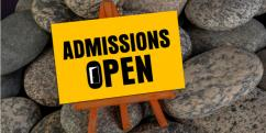 Admissions in Mount Carmel College Amity University