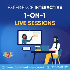 Get One-on-One Live Online Tuitions from Home - Ziyyara