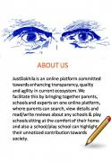 Find preschools in your locality with Just Dakhila