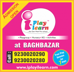 Registration Open at I Play I Learn Baghbazar preschool