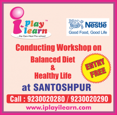 Conducting Workshop on Balanced Diet & Healthy Life Style