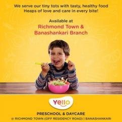 Yello Preschool and Day care in Bangalore