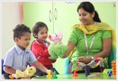 Trio Tots Day care in HSR Layout