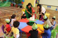 Best pre school in Gurgaon in DLF City