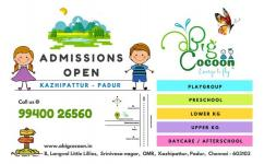 A Big Cocoon preschool in Padur