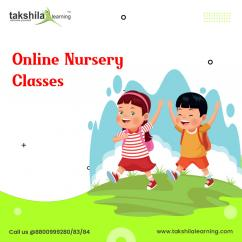 Nursery Class Video, Live Classes, and Worksheet for Kids