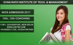 NIOS 2017 We offer coaching classes for NIOS Coaching 10th 12th Class for NIOS 2