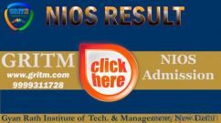 National Institute of open Schooling NIOS 2017 Admission