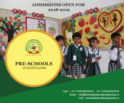 Residential international school in nelmangala Bangalore
