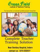 Montessori teachers training in Indore