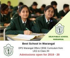 Best CBSE School DPS Warangal, Delhi Public School Academics