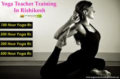 Hatha Yoga School Rishikesh