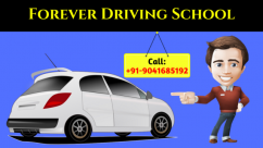 Forever Driving School in Sector 34