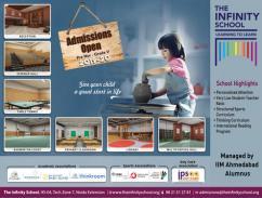 The Infinity School in Noida