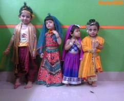 Kids Creche in Kolkata in Salt Lake