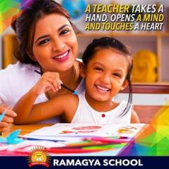 School with a well qualified staff and Affiliated to CBSE