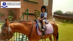 Sarvottam international school in Greater Noida