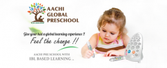 Aachi GLobal Preschool in Anna Nagar