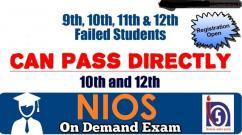 NIOS COACHING CLASSES in S.Kolathur