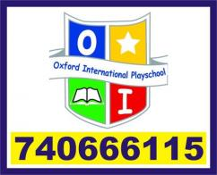 Oxford Play School in RT Nagar