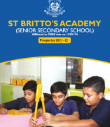 STBRITTOS ACADEMY BEST CBSE SCHOOL IN VELACHERY CHENNAI