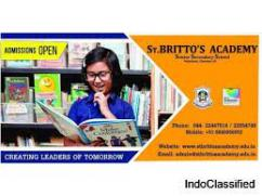 CBSE SCHOOL IN VELACHERY-STBRITTOS ACADEMY