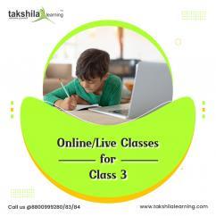 CBSE Class 3 Live Online Coaching