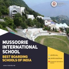 MIS India Best Boarding School For Girls in India