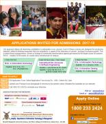 B.sc inAnimation & Gaming / Information technology in Bharati Vidyapeeth