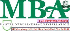 MCM Academy Offering Fast Track MBA Degree