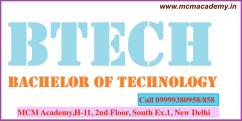 B.Tech Degree Fast Track Online Mode Course MCM Academy,India.