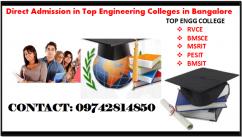admission procedure in rv college of engineering bangalore management quota