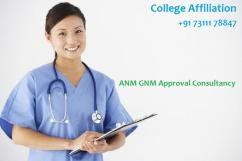 Best ANM GNM approval Consultancy college Affiliation