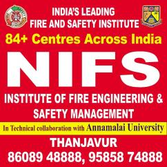 NIFS FIRE AND SAFETY INSTITUTION THANJAVUR