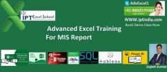 Learn Advance Excel & VBA Macros for MIS Report Automation