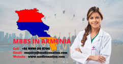 Best Medical University to study MBBS in Armenia