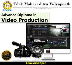 Advance Diploma in Video Production