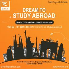 EDMIUM Overseas Education Consultants  Study Abroad