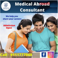MBBS Admission Consultant In Indore