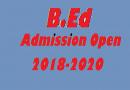 B.ed. Admission In Mdu